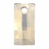 Swarovski Drop 6696 Urban 30mm Silvershade Crystal